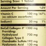 solgar acid tył