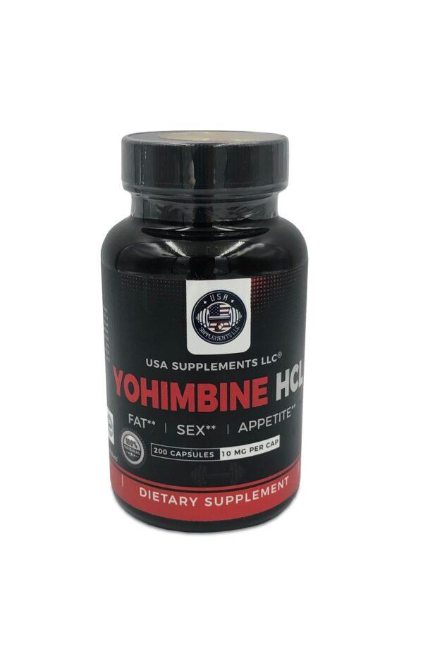 usa supplements yohimbine 10mg 200 new 2020 www