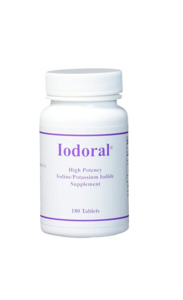 iodoral 125 180 kaps