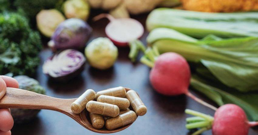 Suplementy diety dla każdego
