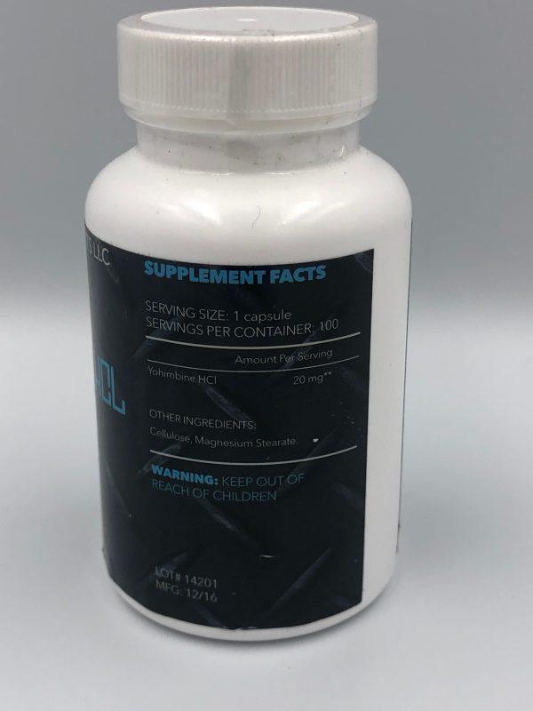 hardcore supplements yoha 20mg 100 new 2020 skład
