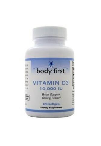 body first witamina d3 10000 120 pr www