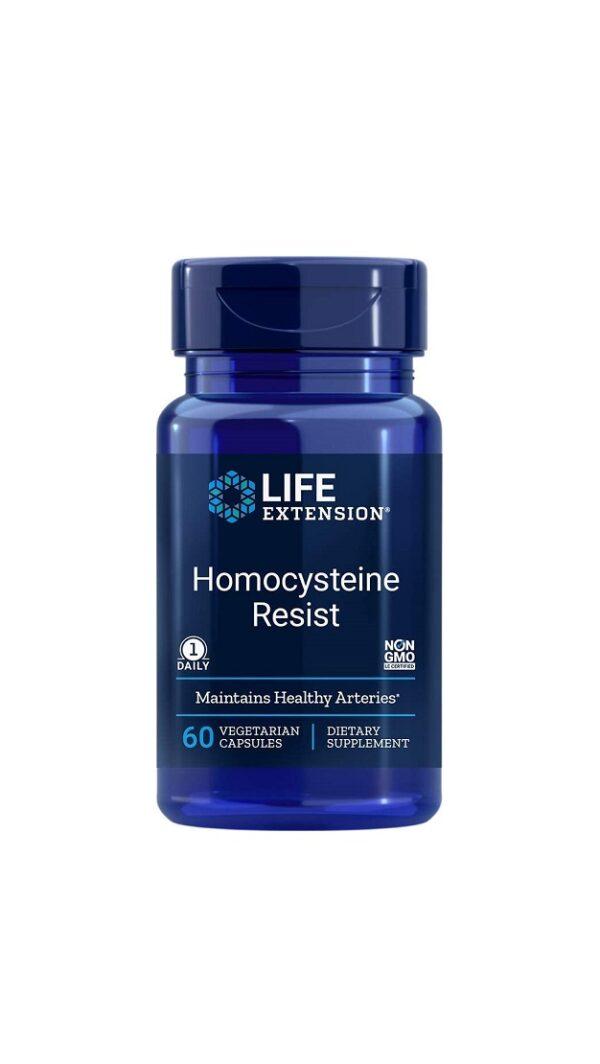 life extension homocysteine www