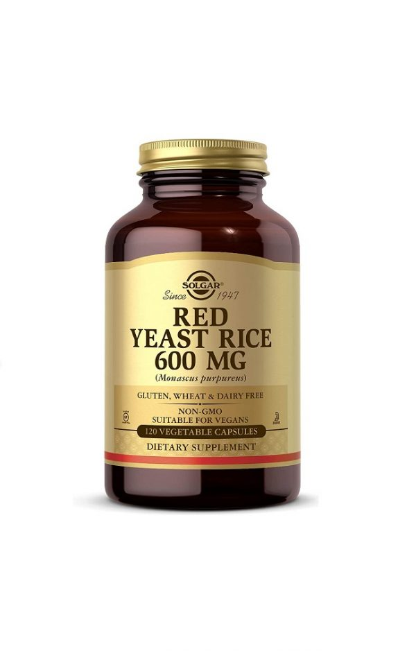 solgar red yeast rice www