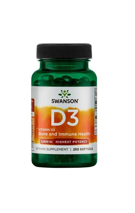 swanson vitamina d3 5000 250 www