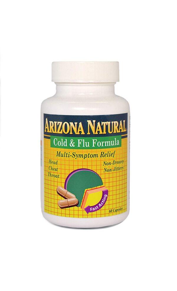 arizona cold and flu www