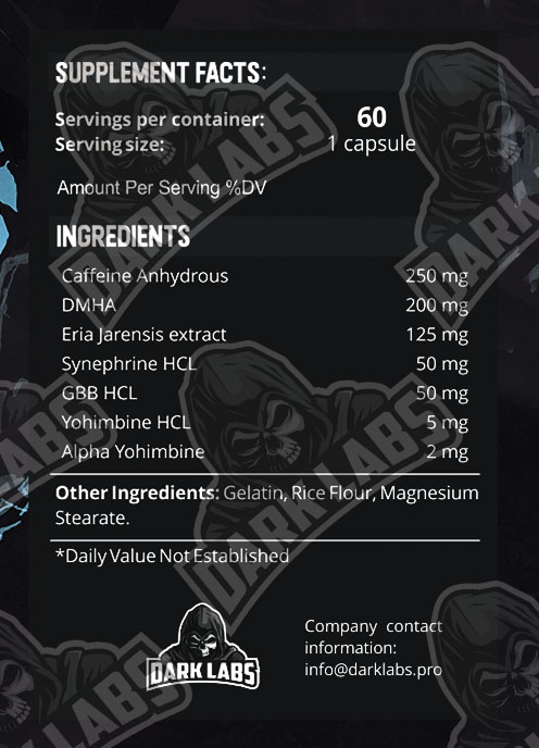 dark labs adrenaline-sklad