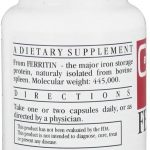 Cardiovascular Research Ferritin 5 mg 60 Kap skład 2